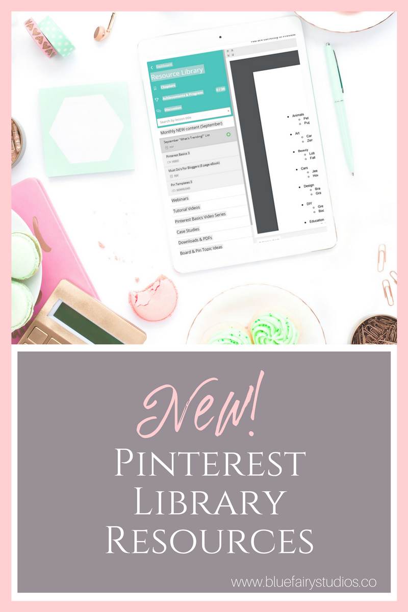 FREE educational materials for bloggers, sellers, and coaches. How to use Pinterest to market your blog & biz effectively!